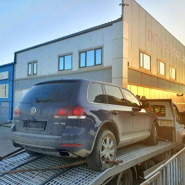 Dezmembrari Volkswagen Touareg 7L 5.0TDI, V10, an 2008