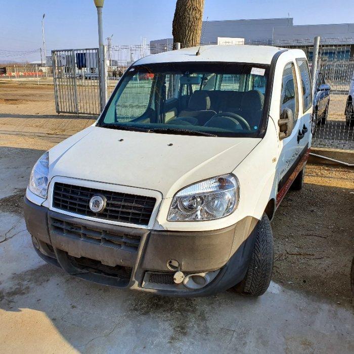 Dezmembrari Fiat Doblo 1.4 benzina, an 2008