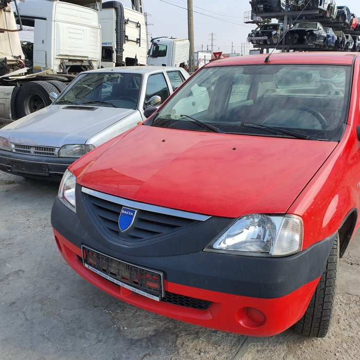 Dezmembrari Dacia Logan 1.4S, an 2007 euro4