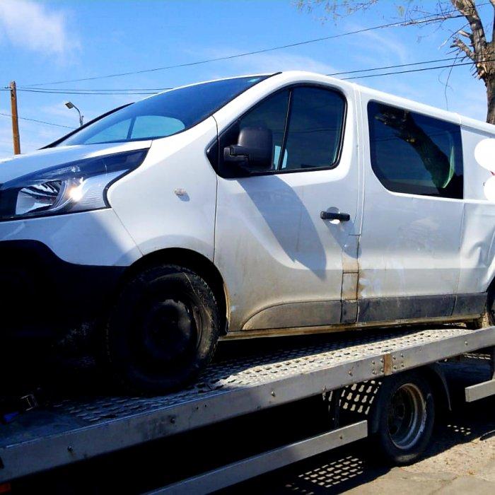 Dezmembrari Renault Trafic, 1.6 d biturbo, an 2018