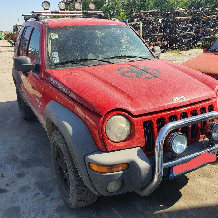 Dezmembrari Jeep  Cherokee 2.8D, an 2004
