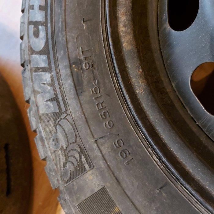 Roata rezerva R15 Ford C-Max 1.6 an 2007