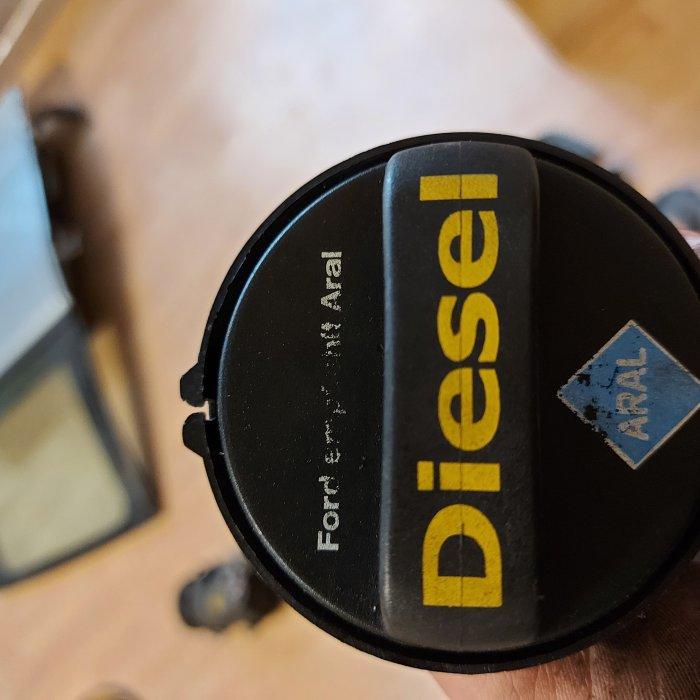 Buson rezervor Ford C-Max 1.6 diesel