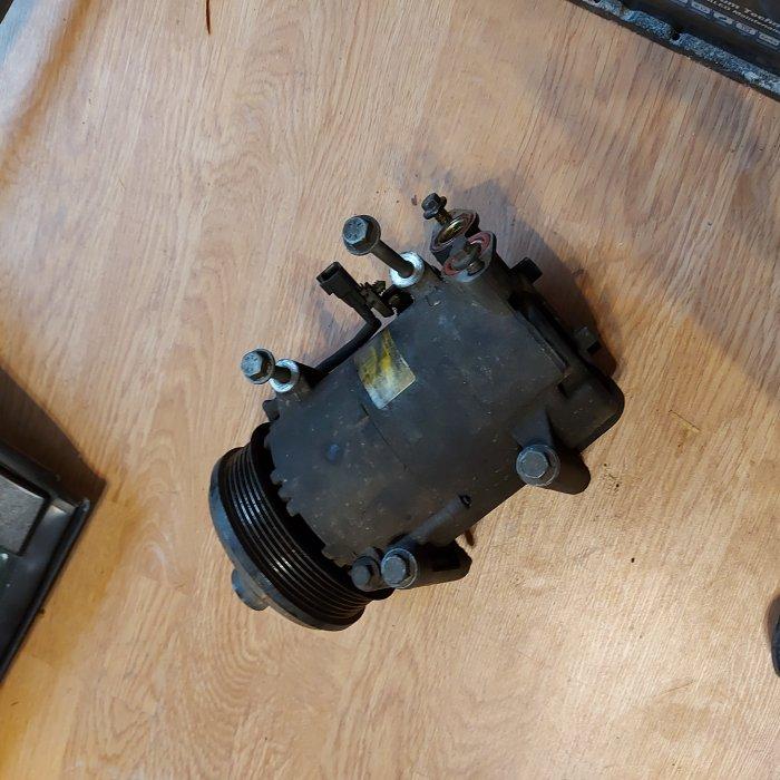 Alternator Ford C-Max 1.6 an 2007 Diesel