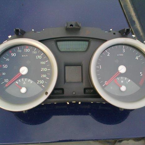 ceasuri bord renault megane 2 diesel