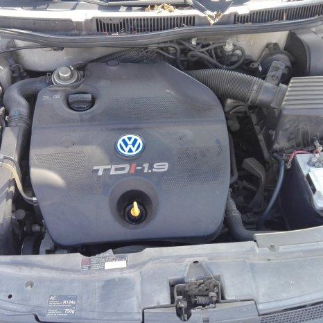 DEZMEMBREZ Volkswagen Golf 4 3usi an fab.2001 1.9tdi tip motor AS