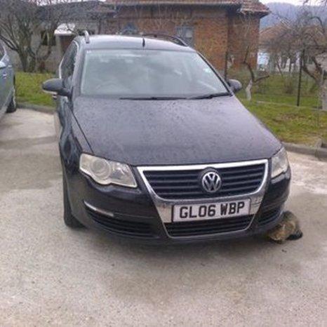Volkswagen Passat, negru, 2006