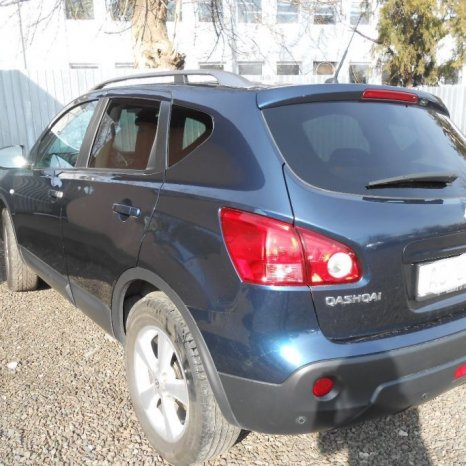 Piese Nissan Qashqai 1.5 dci 2009