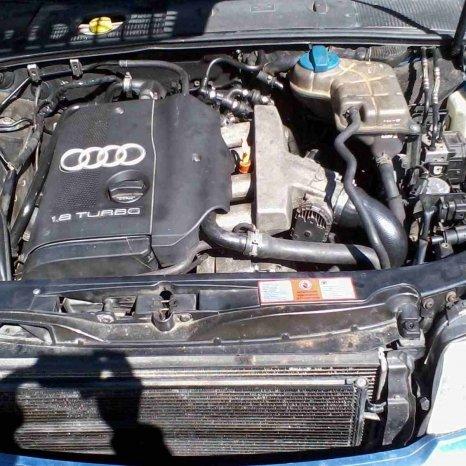 vand contact audi a4 motor 1.8 turbo an 2003