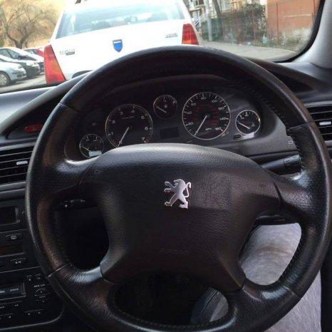 Volan Piele Peugeot