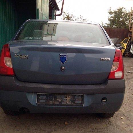 Dezmembrez Dacia Logan 1.5 DCi Euro 4 an 2008 Albastru