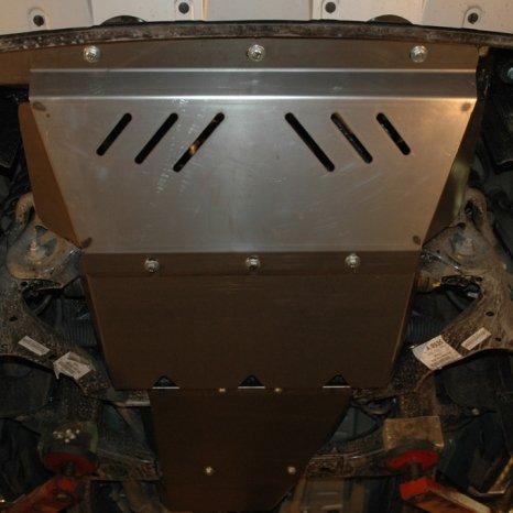 Scut motor din otel VW Amarok