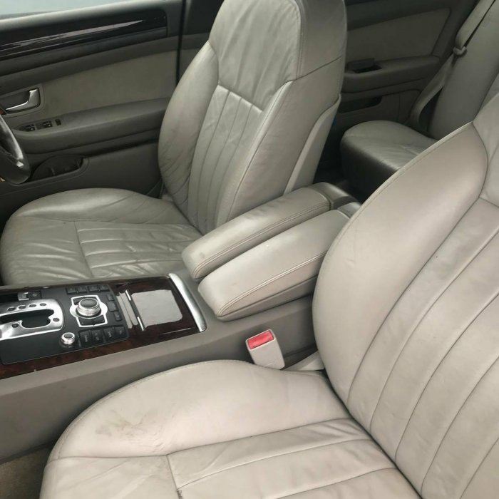 Dezmembrez Audi A8 Quattro Motor ASB 3.0 Tdi an 2005