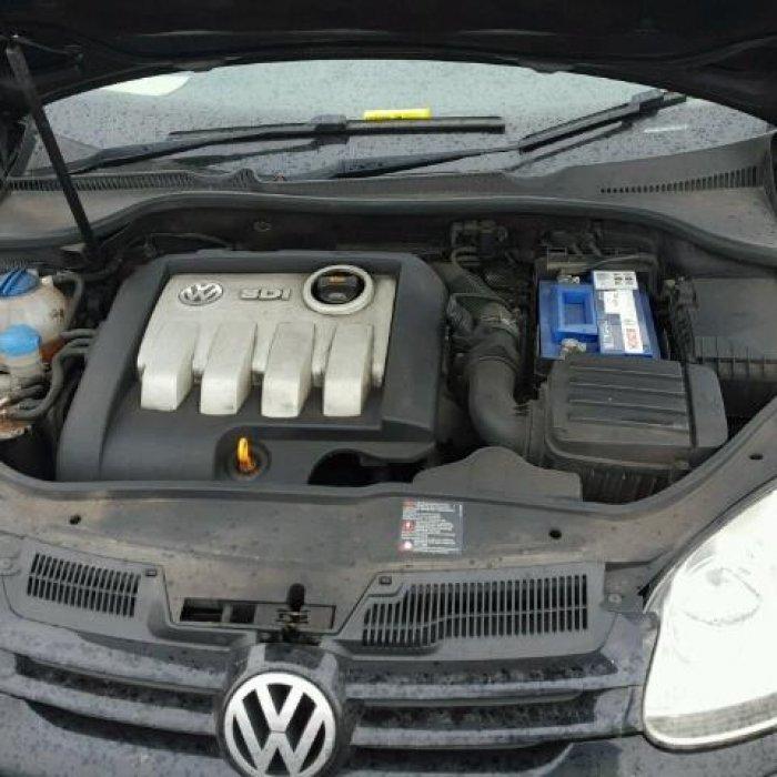 Dezmembrez VW Golf 5 Motor BDK 2.0 Sdi An 2006