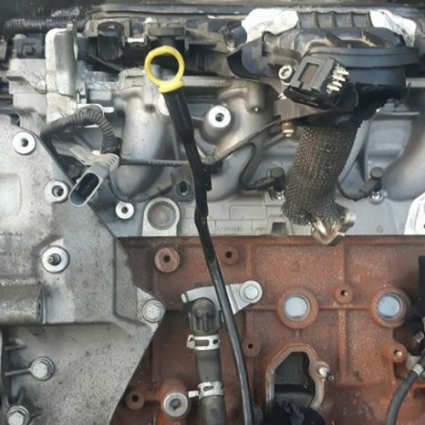 vand motor ford mondeo mk4 an 2010