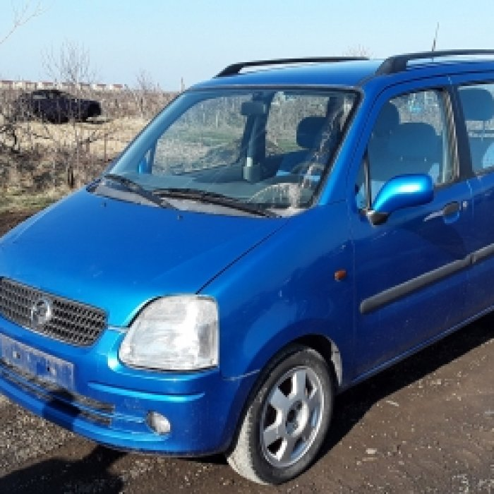 Dezmembrez Opel Agila, an 2005, motorizare 1.2 16V, Benzina, kw 55