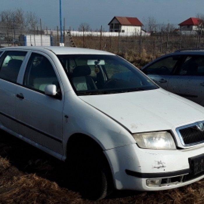 Dezmembrez Skoda Fabia, an 2002, motorizare 1.4, Diesel, kw 50,