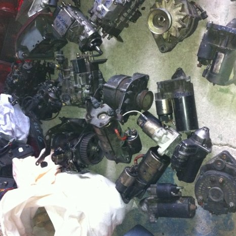 Vand piese auto second