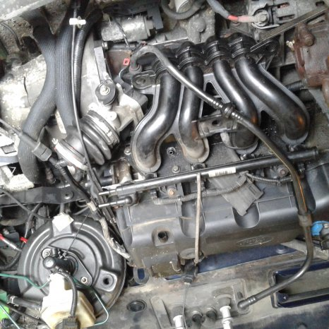 Motor Duratec 1.3L (Ford Ka)