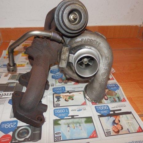 Schimb turbosuflanta Y20DTH cu jante aliaj 16 cu 5 prezoane