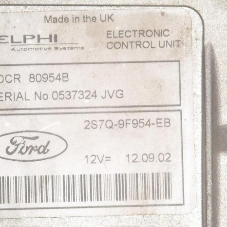 Vand calculator injectie Ford Mondeo
