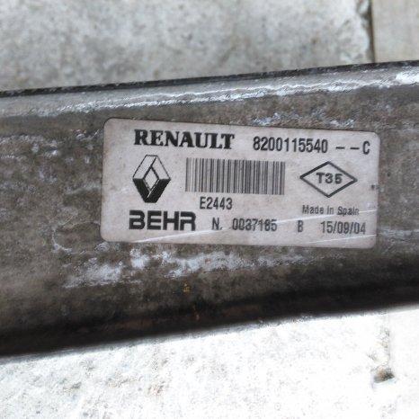 Intercooler Renault Clio 1.5 dci