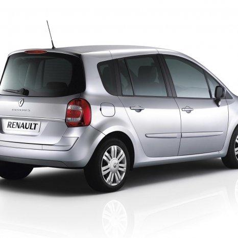 Dezmembrari Renault Modus 2008