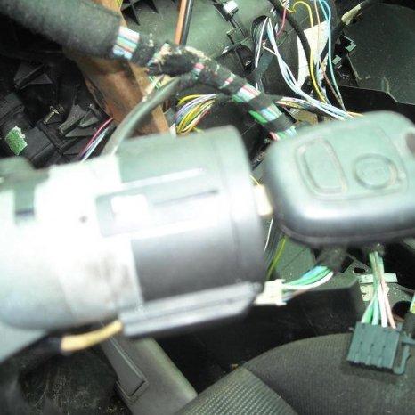 Vand contact Peugeot 307