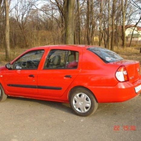 dezmembrez Renault Clio 2 Symbol, 1.5 dci, 2006