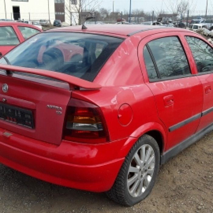 Dezmembrez Opel Astra G, an 2002, motorizare 1.8 16V, Benzina, kw 85