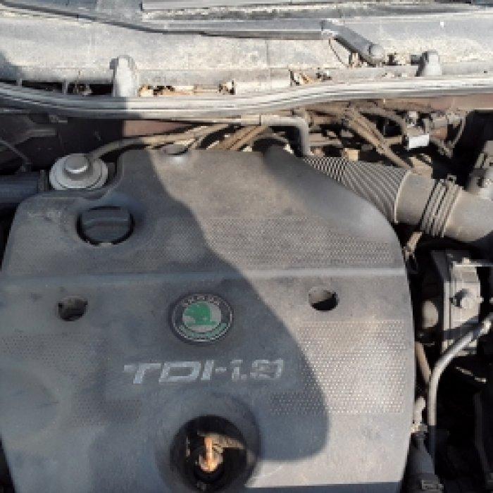 Dezmembrez Skoda Octavia, an 2003, motorizare 1.9 TDI, Diesel, kw 66