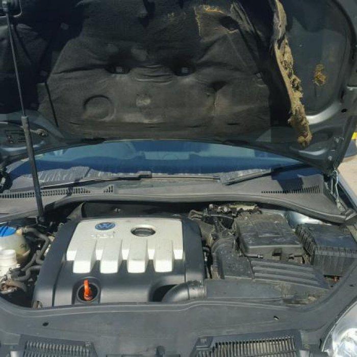 Dezmembrez VW Jetta 2007 Motor BKD 2.0 Tdi an 2007
