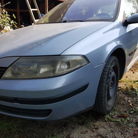 Dezmembrez Renault Laguna 2, 1.9 dci, 2003, motor