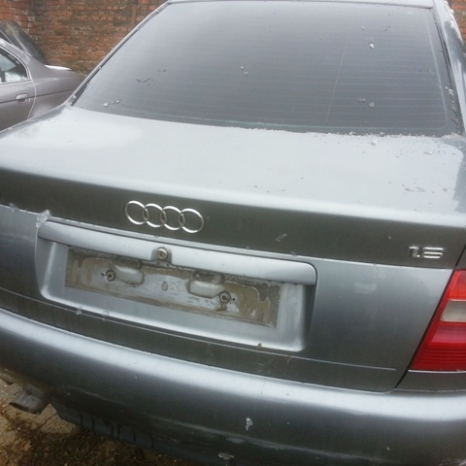 Dezmembrez Audi A4 gpl