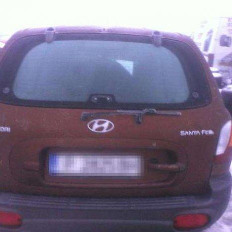 Dezmembrez Hyundai Santa Fe, 2.4 benzina, 2004