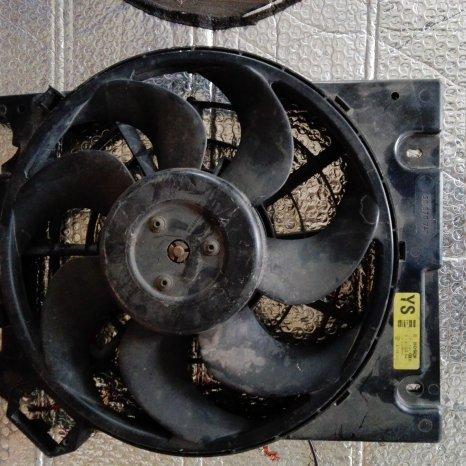 Generatore moto ventilator