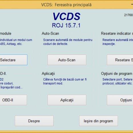 VCDS 15.07.1 Original
