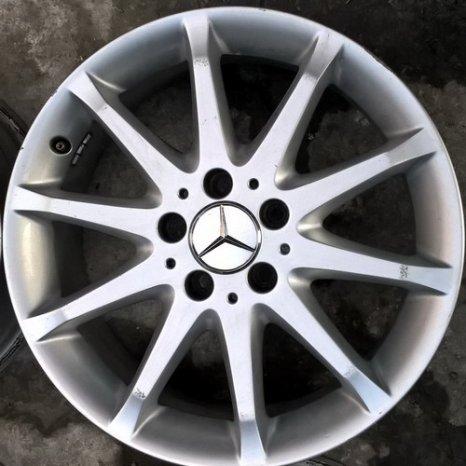 Jenti aliaj originale Mercedes R17-5x112