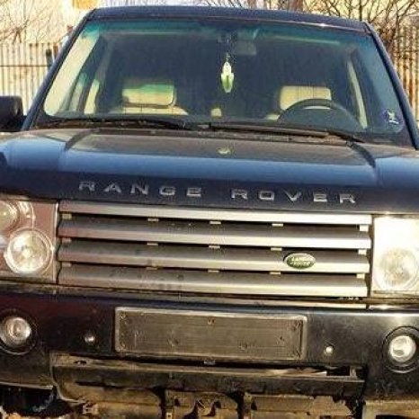 Capota Range Rover VOGUE L322