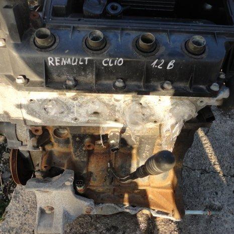 Vindem motor de Renault Clio 1.2 benzina. cod motor D4F.