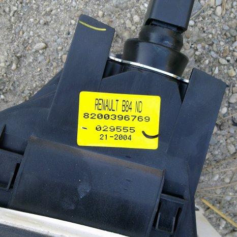timonerie 6 viteze Renault megane 2 cod 8200396769
