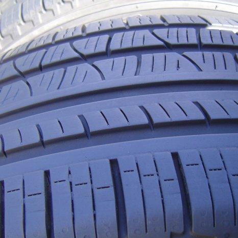 Anvelope 255/55/20 Pirelli - stare excelenta, din anul 2015