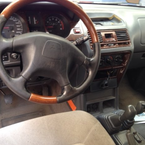 Dezmembrez Mitsubishi Pajero din 1999,benzina,functionala
