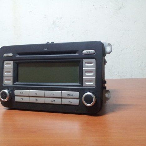 Radio Casetofon cu CD-Mp3 original VW Golf 5 si Passat B6