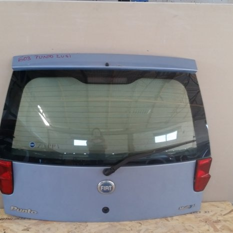 Haion Fiat Punto facelift 2 usi, an 2003-2006