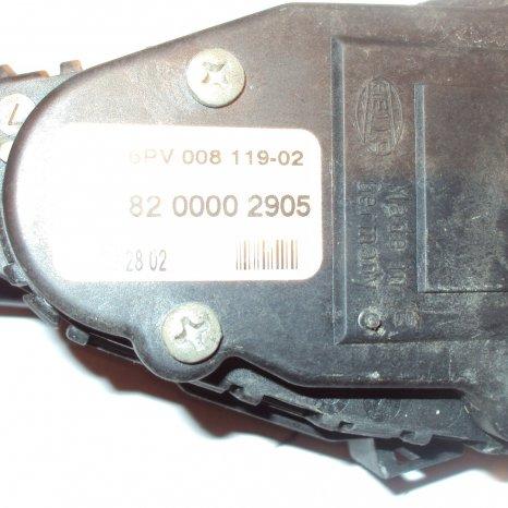 pedala acceleratie electronica pt laguna an 2003 motor 1800 cm3