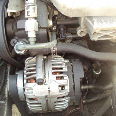 piese megane hatchback an 2001 motor 1600 cm3