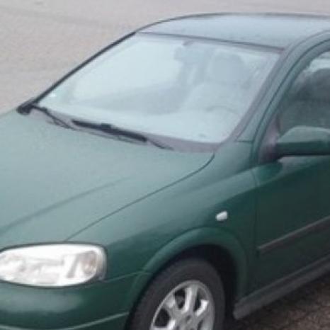 Opel Astra G Coupe Albastru