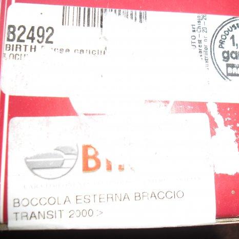 bucsi bascula Ford Transit