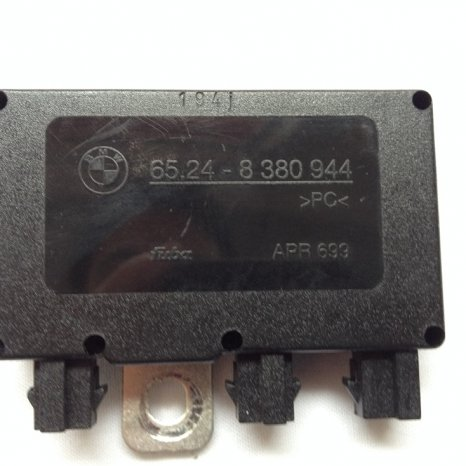 Filtru zgomot antena BMW E46,E65,E66,E67